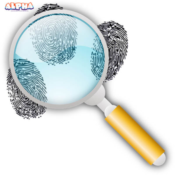 Alpha science classroom:how to find fingerprints