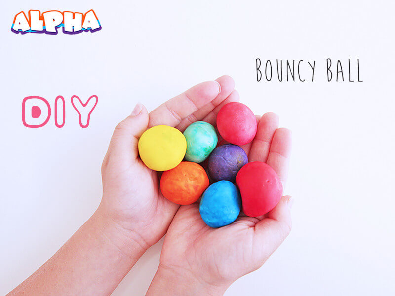 Alpha science classroom:bouncy ball-educational science toys