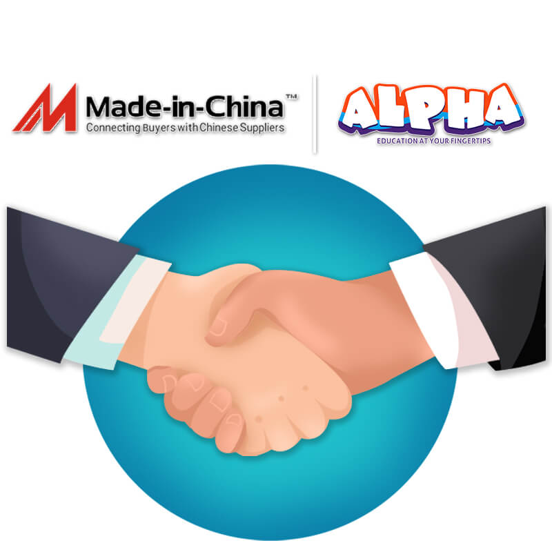 Alpha science toys:Cooperate with Made-in-China to create new business opportunities for global science toys for children