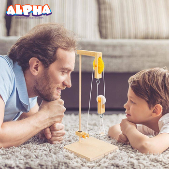 "Alpha science toys: Can educational toys really ""educate"" children? No, it's up to the parents"