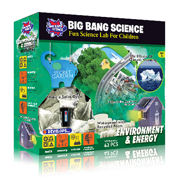 ENVIRONMENT & ENERGY-earth toys