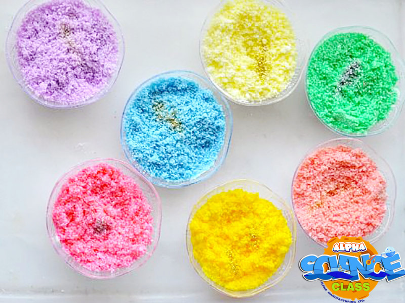 DIY colorful snowflakes (3)