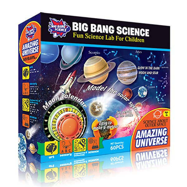 AMAZING UNIVERSE-space toys