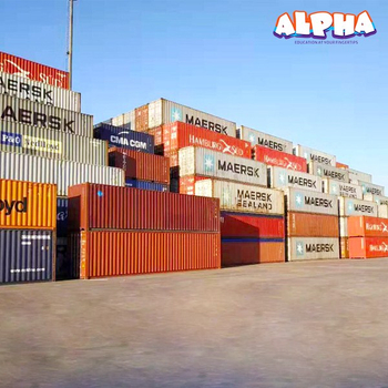 Alpha science toys factory's international logistics delivery advantages