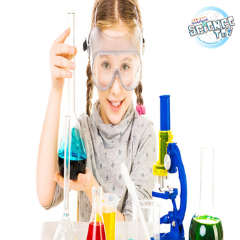 Alpha science toys:Easy science experiments bring children endless scientific energy